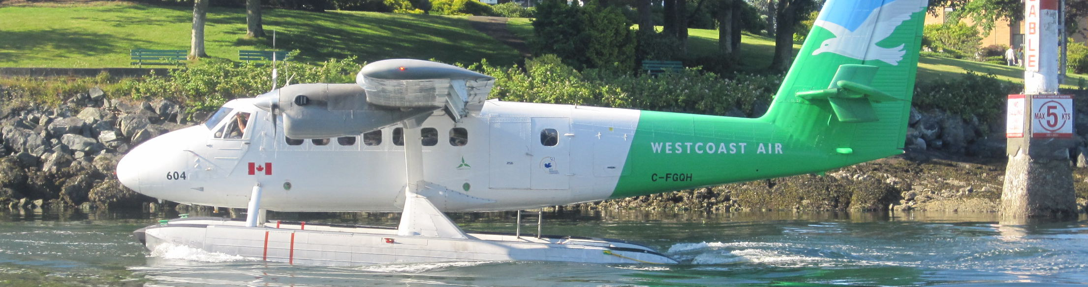 TwinOtter on Floats